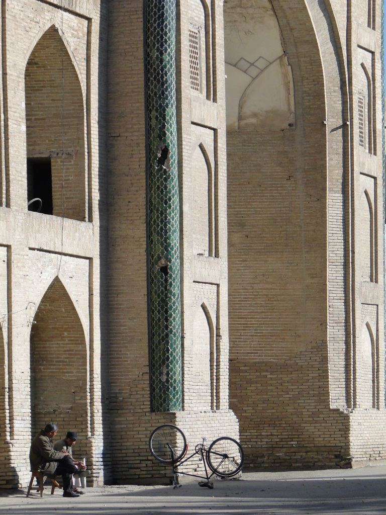 Bukhara seems like an ideal mix of past and present, rich history and an energetic modern community.