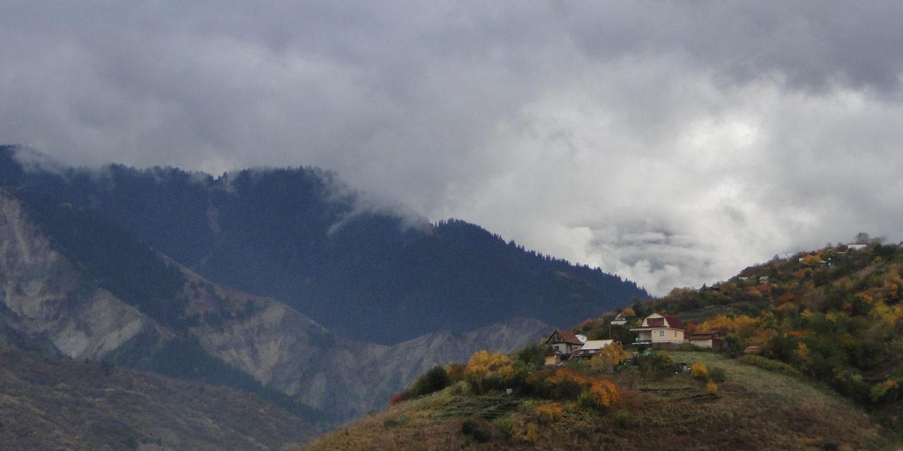 Photo of the Week: Gorge-ous Outpost Aksai Kazakhstan