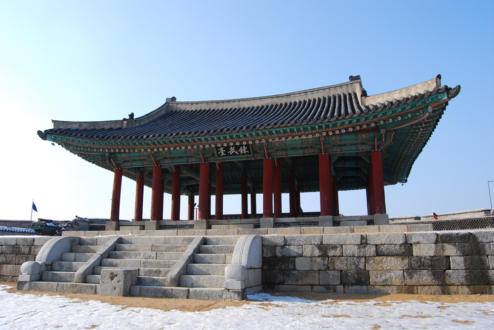 DongJangdae of Suwon Fortress