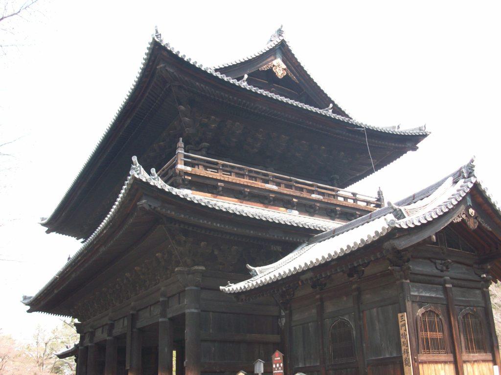 Nanzen-ji Temple in Kyoto, Japan