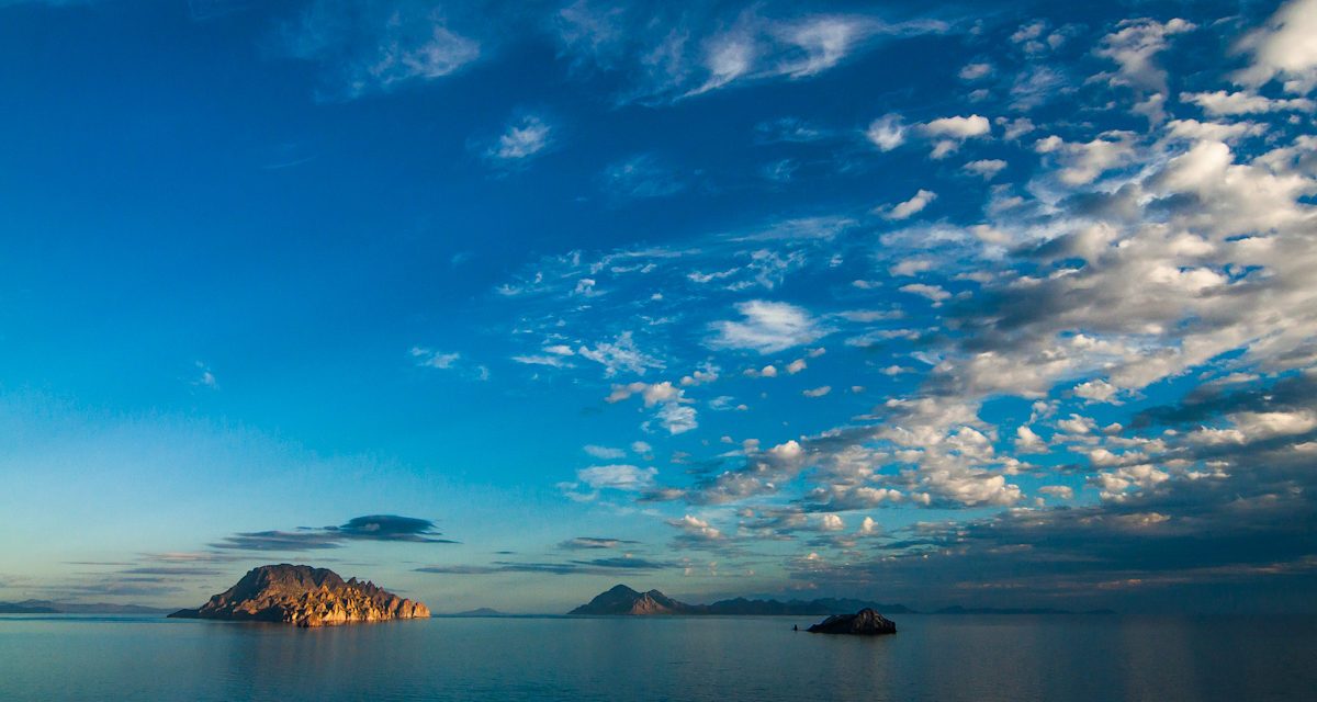 Photo of the Week: Sunrise over the Sea of Cortez Mexico