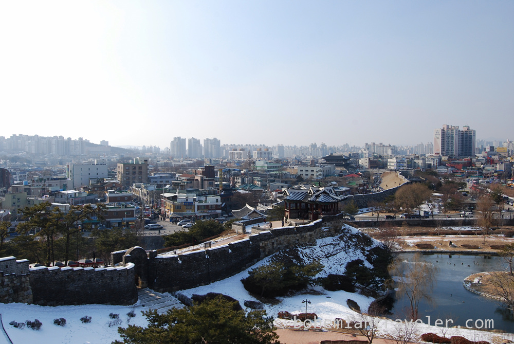 Hwaseong Fortress Of Suwon South Korea Photos