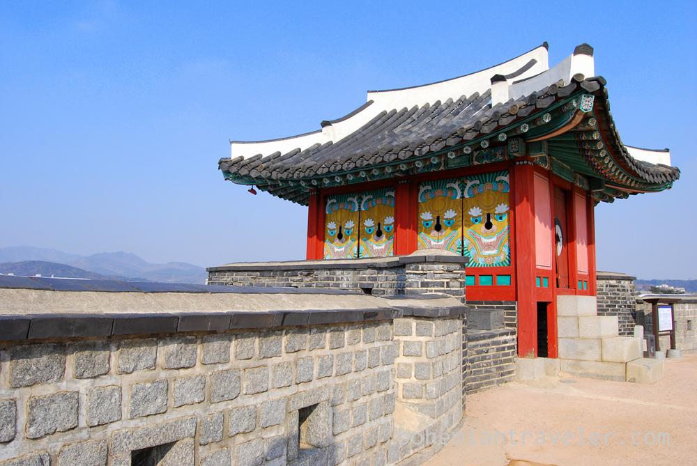 Suwan Hwaseong Fortress (3)