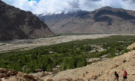 Photo of the Week: View above the Tajik Wakhan