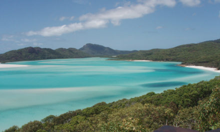Photo of the Week: Hill Inlet, Whitsunday Island Australia