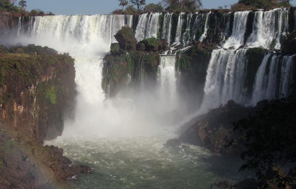 Photo of the Week: Iguazu Falls taken from Argentina