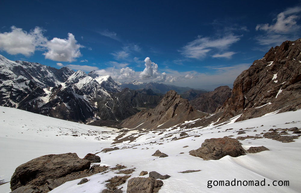 Your Guide to the Fan Mountains of Tajikistan