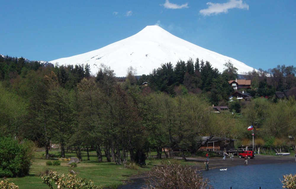 Photo Of The Week Pucon Chile