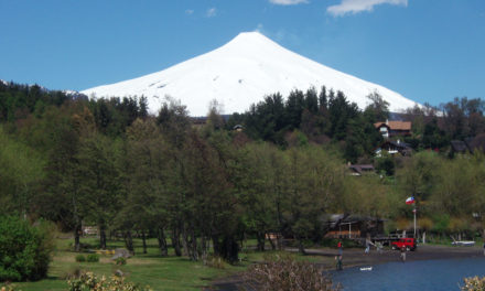 Photo of the Week: Pucon Chile