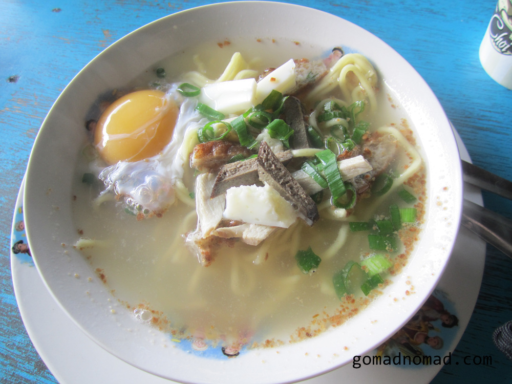 batchoy Travel in the Philippines
