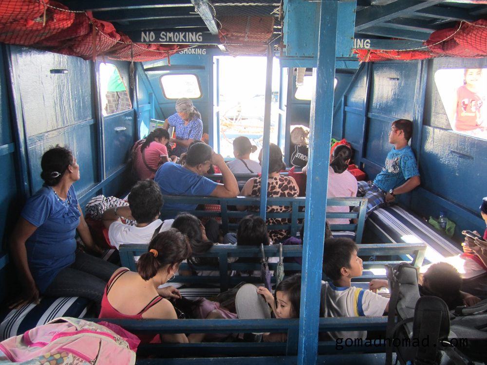 ferry boat philippines Travel in the Philippines