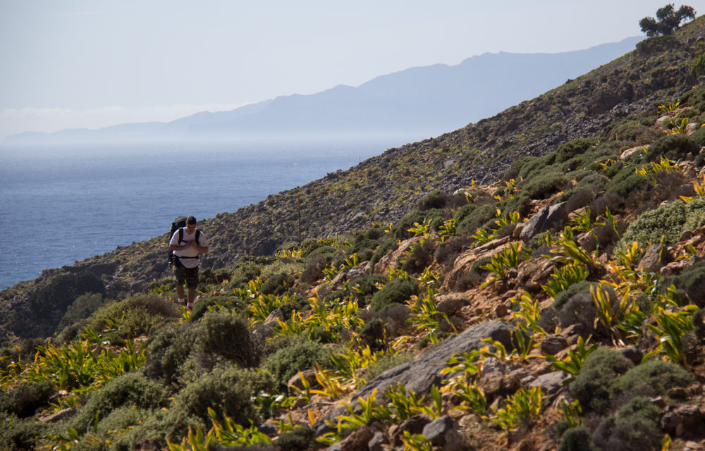 Roads, Ruins, and Raki: An Overview of Crete's E4 Trail