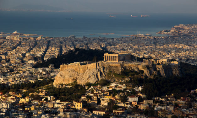 What It's Like in: Athens Greece