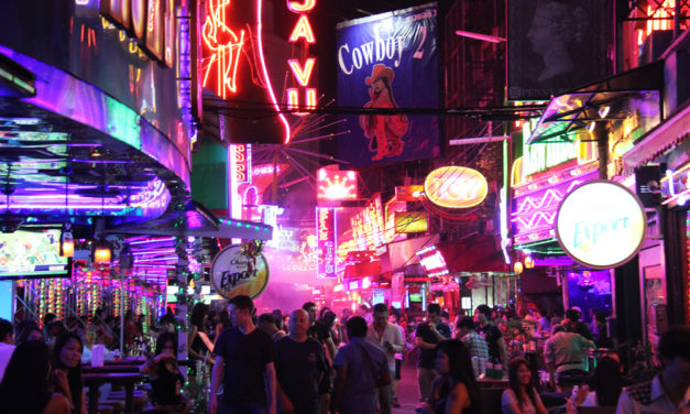 Finding the Bang in Bangkok: A Night in Patpong