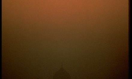 Photo of the Week: Taj Mahal at Dawn