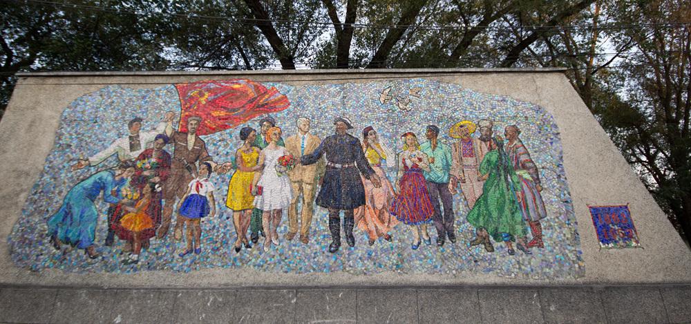 soviet public art