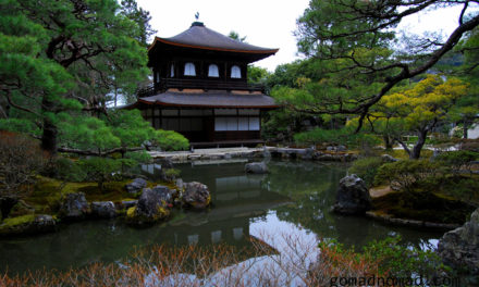Photo of the Week: Kyoto's Ginkaku-ji (The Silver Pavilion)