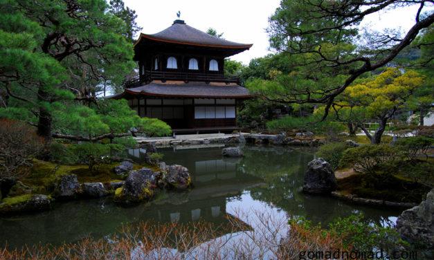 Photo of the Week: Kyoto's Ginkaku-ji (The Silver Pavilion)