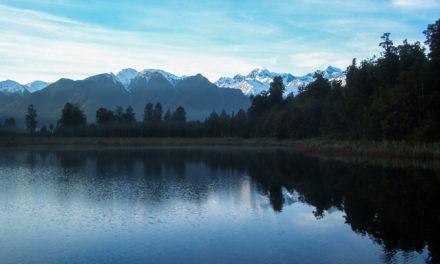 Photo of the Week: Lake Matheson New Zealand