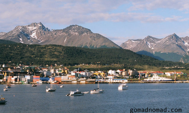 Photo of the Week: Ushuaia Southernmost City in the World