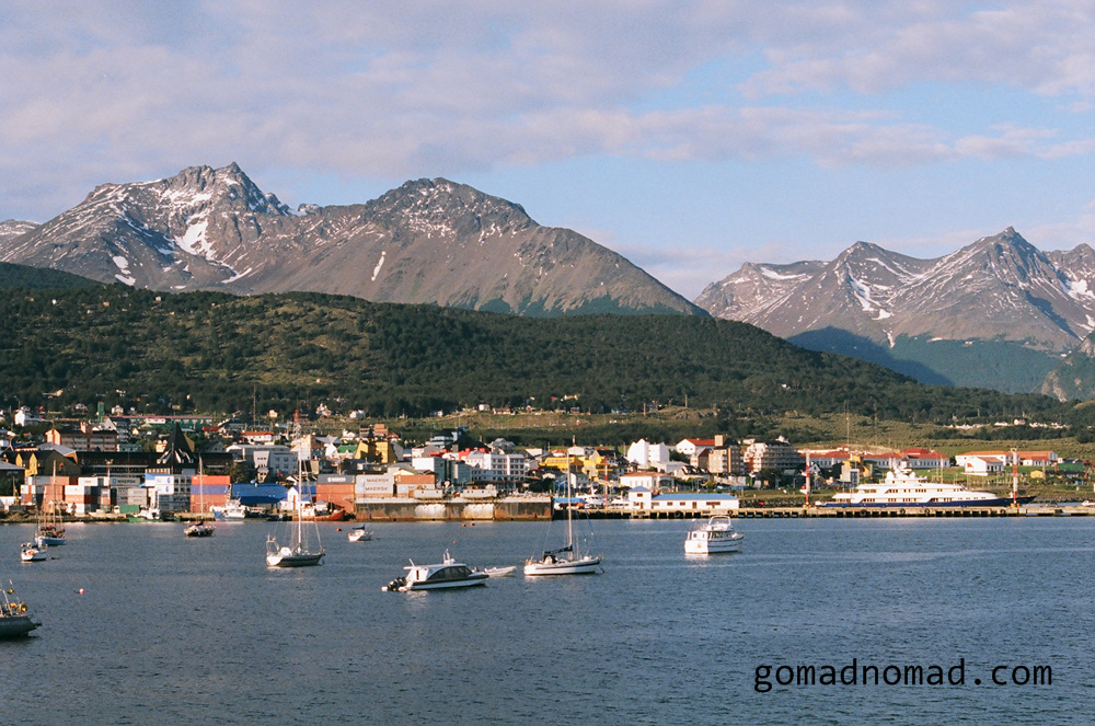Photo of the week ushuaia southernmost city in the world