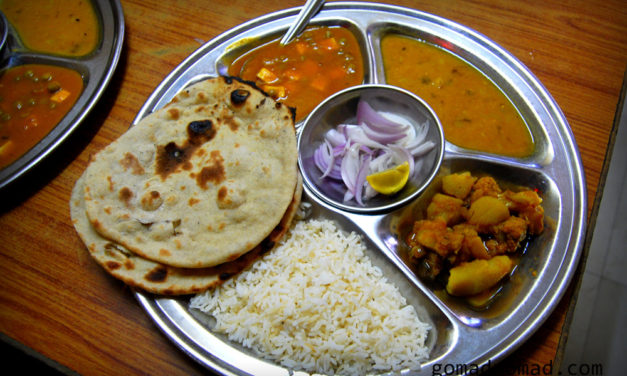 Introducing the Thali