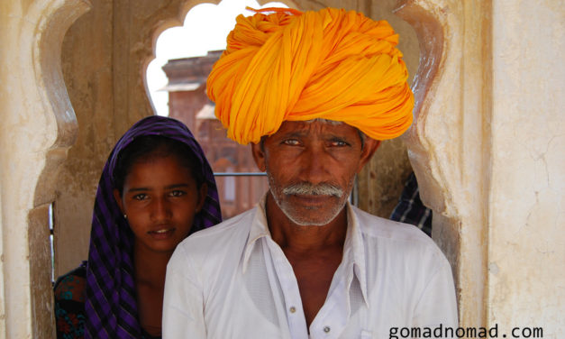 Photo of the Week: Rajasthani Family Portrait