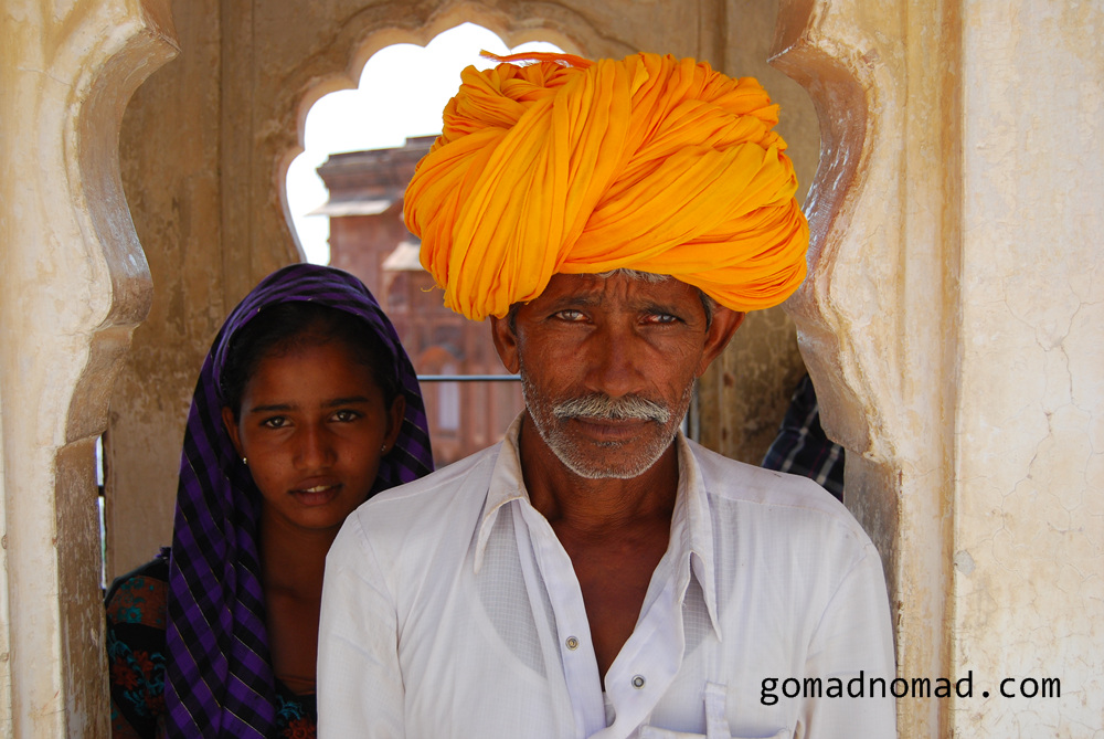 Jodhpur family portrait (3)