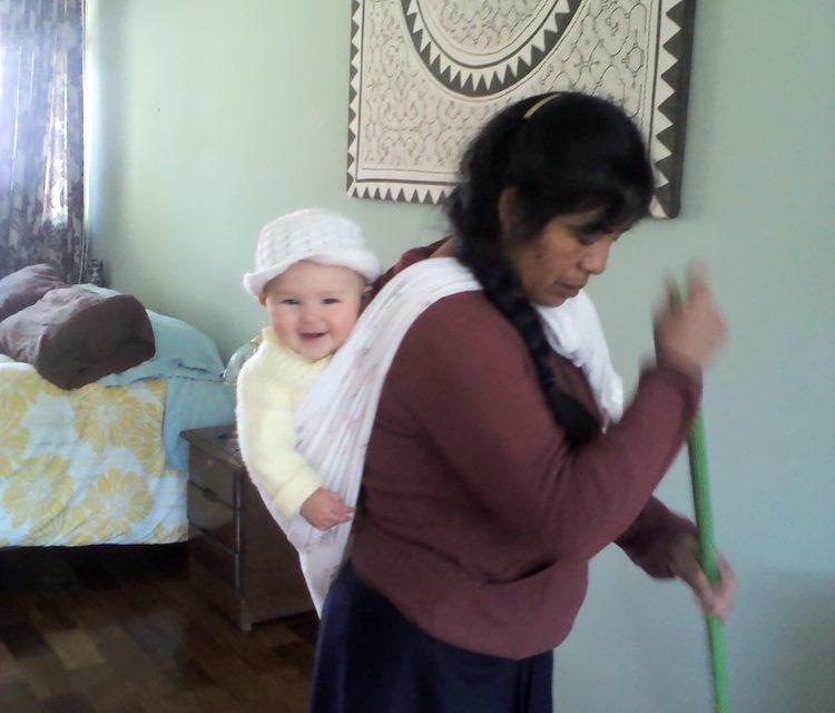 Parenting in Peru