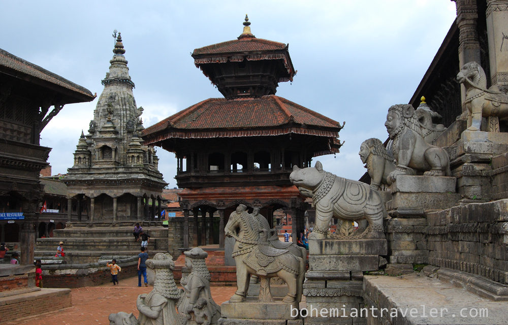 Photo of the Week: Bhaktapur Durbar Square