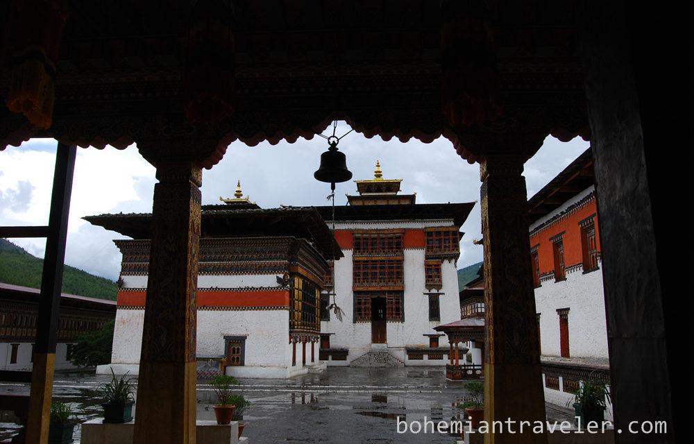 Introducing: the Bhutanese Dzong