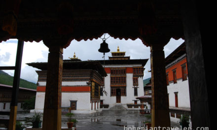 Introducing: the Bhutanese Dzong