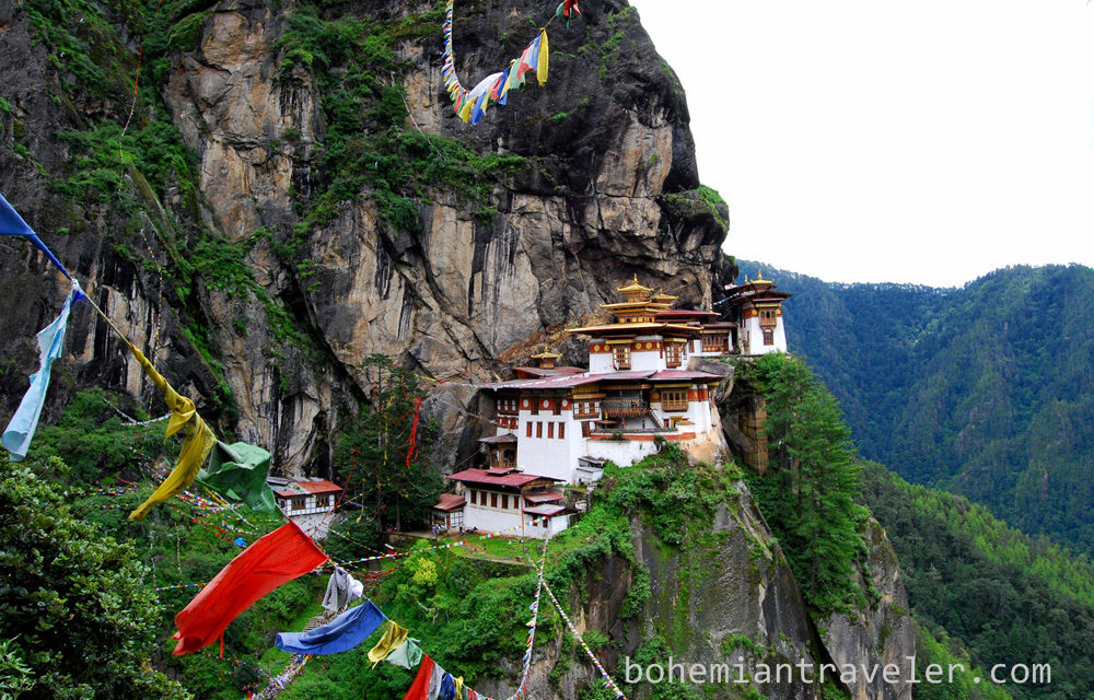 Photo of the Week: Tiger's Nest Monastery
