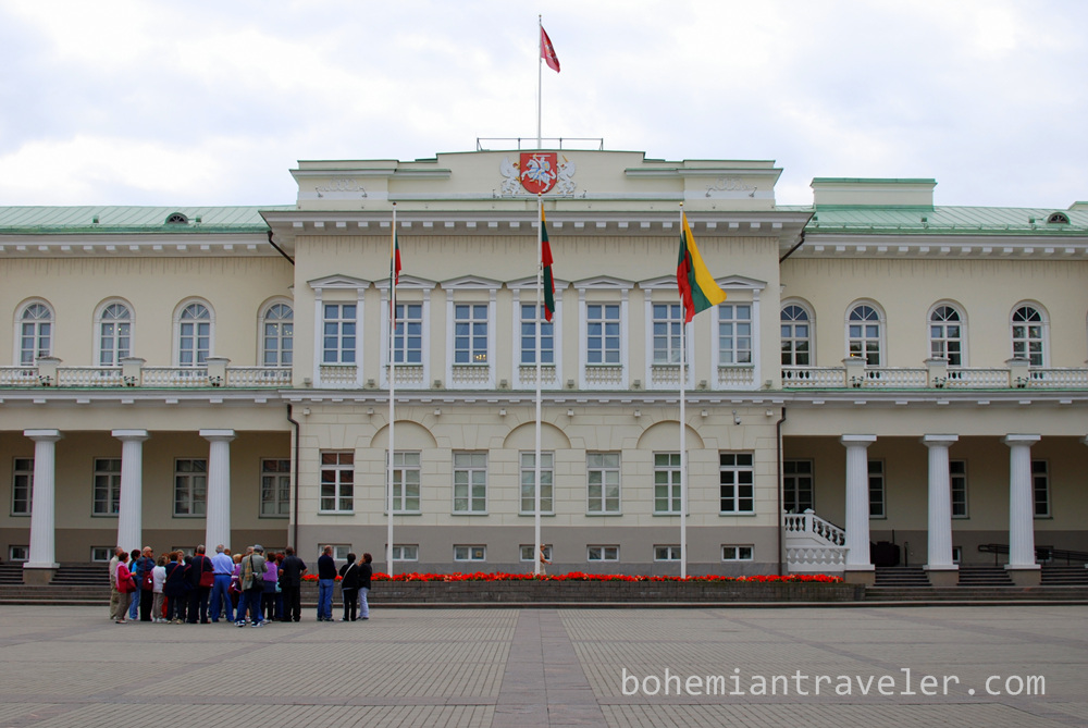 Presidential Palace Vilnius