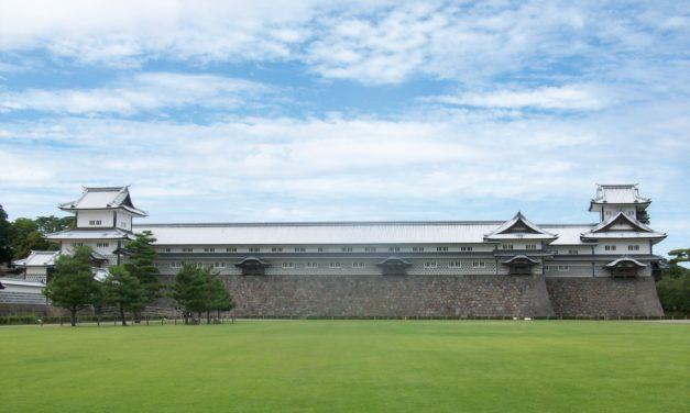 Photo of the Week: Kanazawa Castle, Japan
