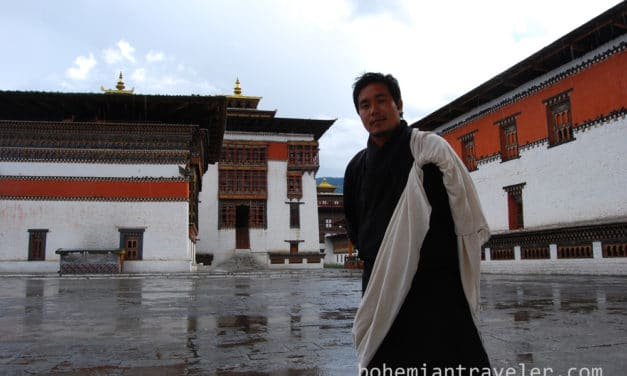 Interview with a Bhutanese Tour Guide