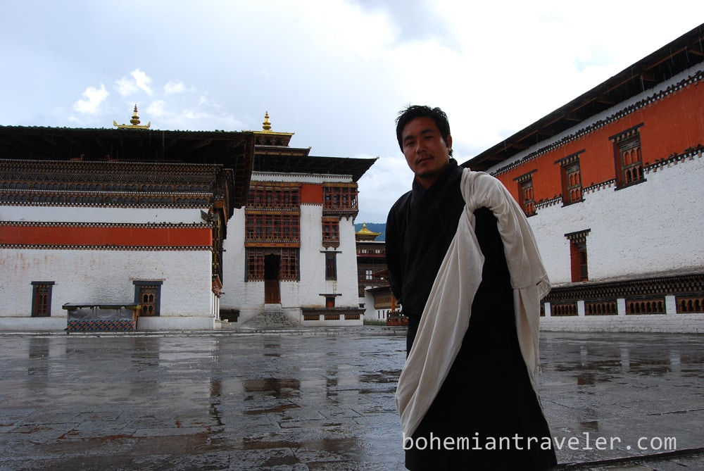 Interview with a Bhutanese