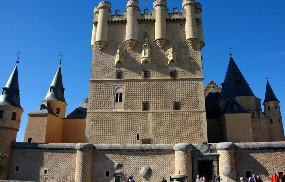 Photo of the Week: Alcazar of Segovia Spain