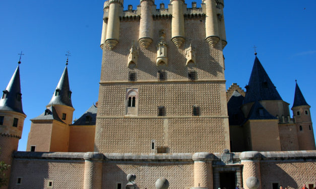 Photo of the Week: Alcazar of Segovia Spain