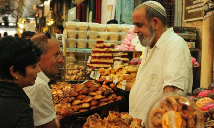 What It Costs: A Day of Travel in Tel Aviv
