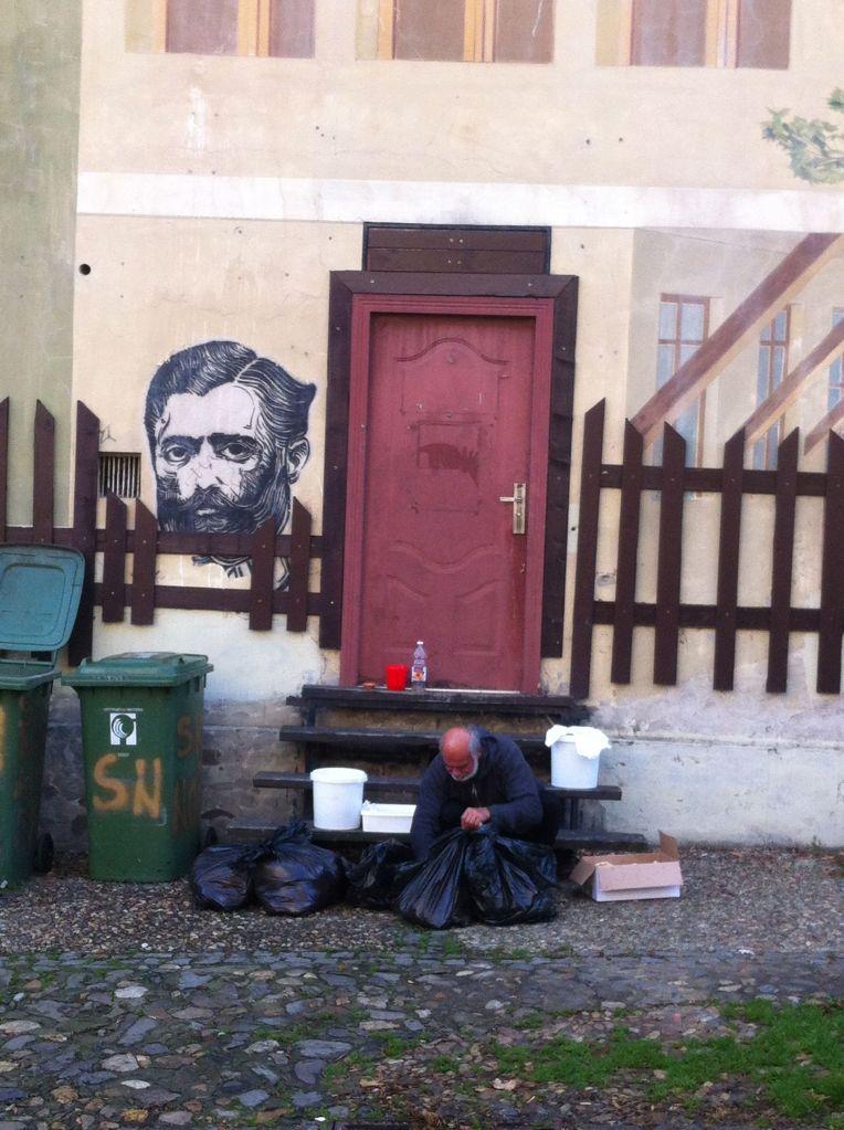 serbia street art