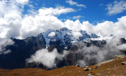 Trekking the Langtang Valley Nepal — Part 3: Langtang Valley Trek