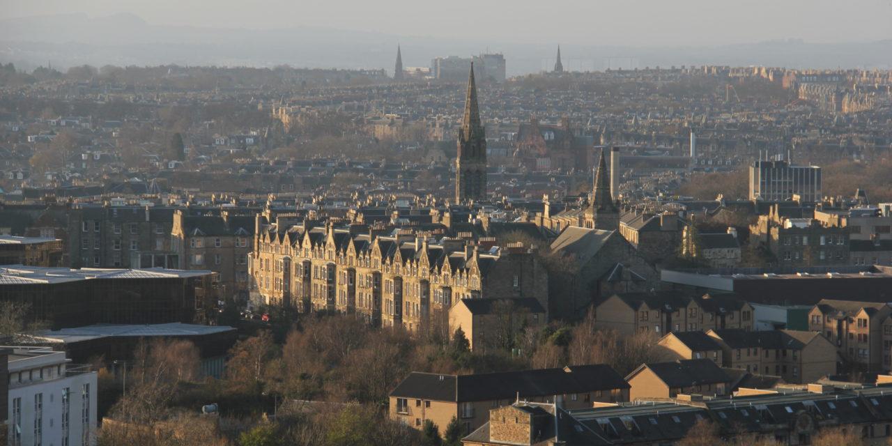 What it's like in: Edinburgh, Scotland