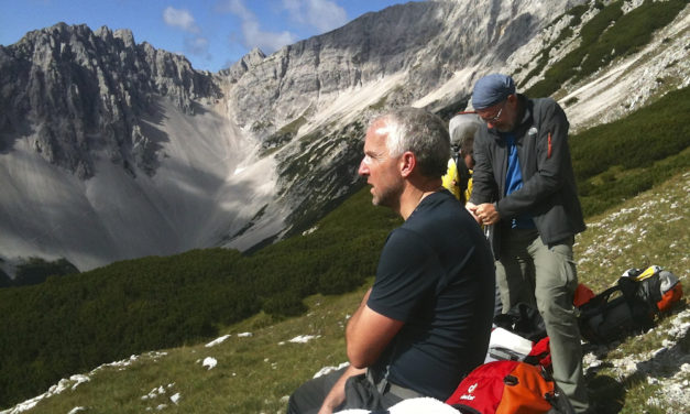Clear Skies and Hefeweizen Haze: Hiking in the Austrian Alps
