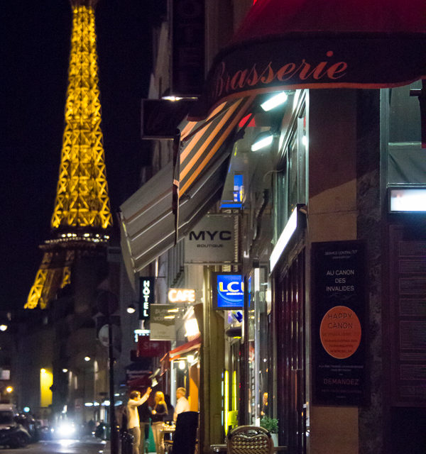 Photo of the Week:  Paris by Night