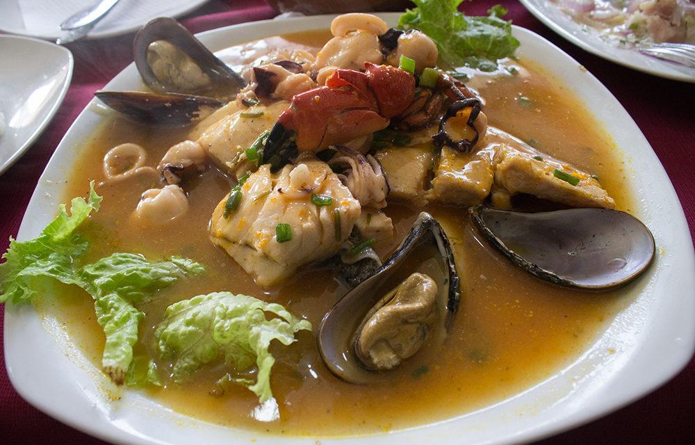 Top 10 Peruvian Foods