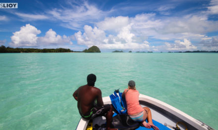 Photo of the Week: The Rock Islands of Palau