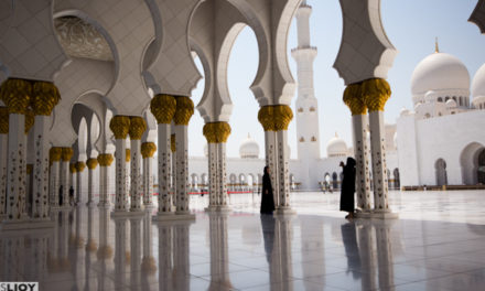 Photo of the Week: Abu Dhabi's Sheikh Zayed Grand Mosque