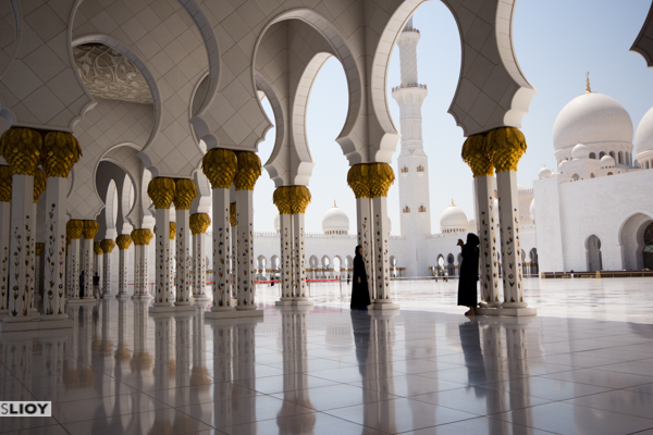 Photo of the Week: Abu Dhabi's Sheikh Zayed Grand Mosque
