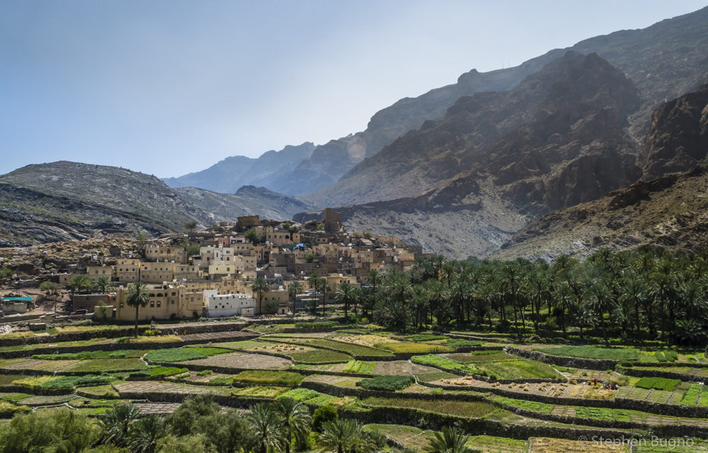 Photo of the Week: Bilad Sayt Oman: Spectacular Mountain Village
